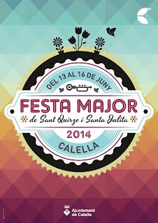 Festa Major de Sant Quirze i Santa Julita a Calella